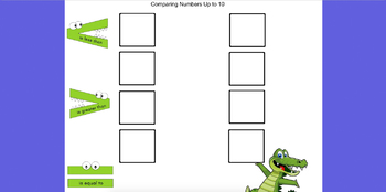 Comparing Numbers to 10