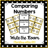 Comparing Numbers to 120 Write the Room