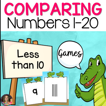 Comparing Numbers to 20