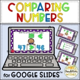 Comparing Numbers to 99 Greater Than Less Than Equal for G