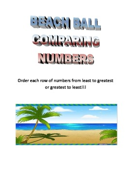 Comparing Numbers to Thousands