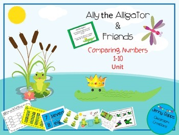 Comparing Numbers with Ally