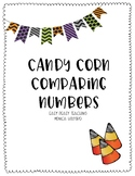 Comparing Numbers with Candy Corn
