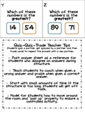 Comparing Numbers with Cooperative Learning