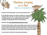Comparing Numbers with Five Little Monkeys
