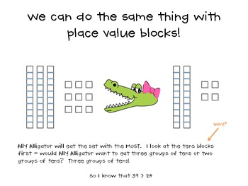 Comparing Numbers with Place Value PPT and Worksheets