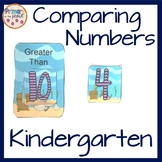 Comparing Numbers with Images and Numerals