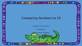 Comparing Numbers within 10