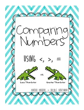 Comparing Numbers/Greater Than, Less Than, Equal To