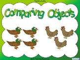 Comparing Objects (1 - 10)