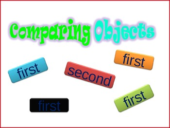 Comparing Objects