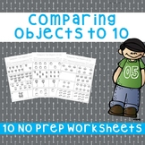 Comparing Objects to 10