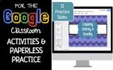 Comparing, Ordering, Rounding Decimals Interactive Activities Google Classroom