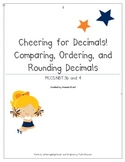 Comparing, Ordering and Rounding Decimals...Common Core NEW!!!