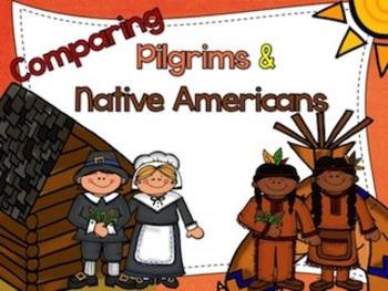 Comparing Pilgrims & Native Americans