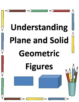 Comparing Plane and Solid Figures