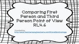 Point of View: First Person and Third Person