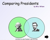 Comparing Presidents