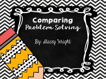Comparing Problem Solving Scoot