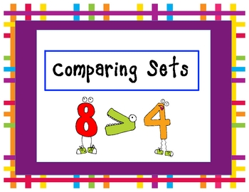 Comparing Sets Less than 10