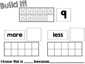 Comparing Sets Math Tub