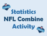 Comparing Sets of Data at the NFL Combine