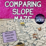 Comparing Slope Maze