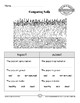 Comparing Soils (Properties of Earth Materials)