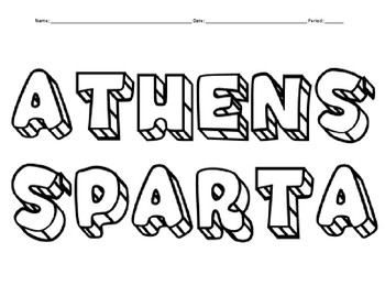 Comparing Sparta and Athens