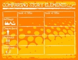 Comparing Story Elements Organizer