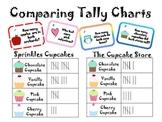 Comparing Tally Charts