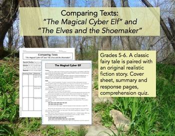 Comparing Texts Narratives 2