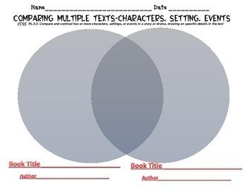 Comparing Texts RL 5.3
