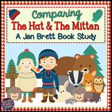 The Mitten & The Hat: Compare and Contrast with Jan Brett Stories