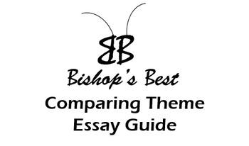 Comparing Theme Essay Guide CCSS PARCC Smarter Balanced PCR ELA