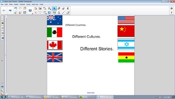 Comparing Themes of Cultural Literature
