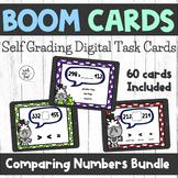 Comparing Three Digit Numbers Boom Cards Bundle