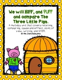 Comparing Three Little Pigs