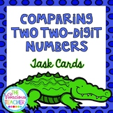 Comparing Numbers Task Cards/ Scoot Activity
