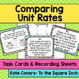 Comparing Unit Rates