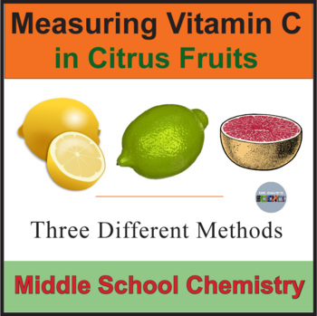Comparing Vitamin C in Different Fruits and Juices