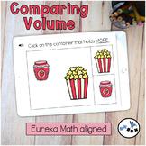 Comparing Volume DIGITAL Eureka Math Mod 3 Topic D Center