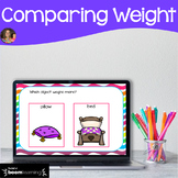Comparing Weight | Distance Learning