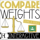 Comparing Weights: Digital Slides | DISTANCE REMOTE LEARNING