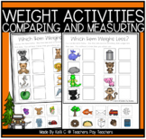 Comparing Weights with Heavier Or Lighter Items