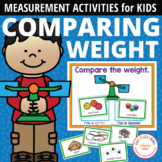 Comparing Weights | Measurement Activities for Preschool and Pre-K
