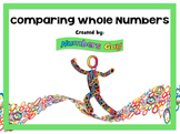 Comparing Whole Numbers (Part of Place Value and Number Se