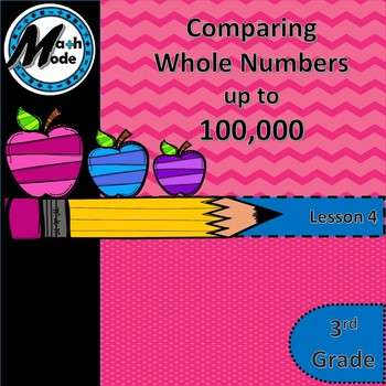 Comparing Whole Numbers