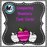 Comparing  Whole Numbers Task Cards