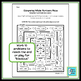 Comparing Whole Numbers Worksheet - 4 digits